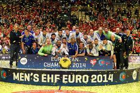 Champions d'Europe!!